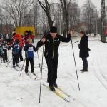 Олимпийская лыжня 2014