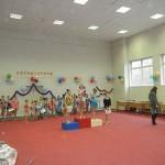 Первенство УСЦ МГАФК худ.гимнастика