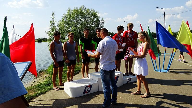 Традиционные международные соревнования по гребле на байдарках и каноэ, посвящённые памяти Петра Птицина.(500 и 1000 метров)