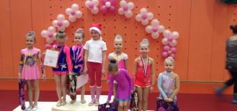 ОТЧЁТ о проведении Открытого турнира по художественной гимнастике на «КУБОК ВЕСНЫ» города Бронницы 8 марта 2015 года