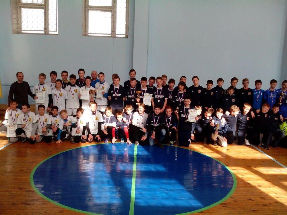 Турнир по футболу «Бронницкая весна – 2015»