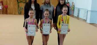 ОТЧЕТ о соревнованиях Первенство СДЮСШОР г. Бронницы по художественной гимнастике