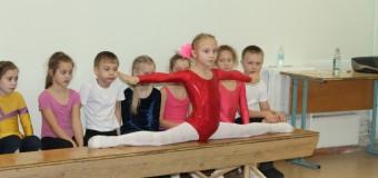 Первенство СДЮСШОР по спортивной гимнастике