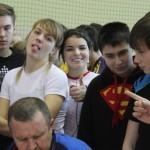 ОТЧЕТ об участии в соревнованиях по ОФП отделения гребли на байдарках и каноэ