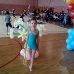 Традиционного Открытого турнира по художественно гимнастике «КУБОК ВЕСНЫ» г.Бронницы