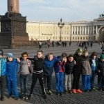 Учебно-тренировочный сбор в Санкт-Петербурге!