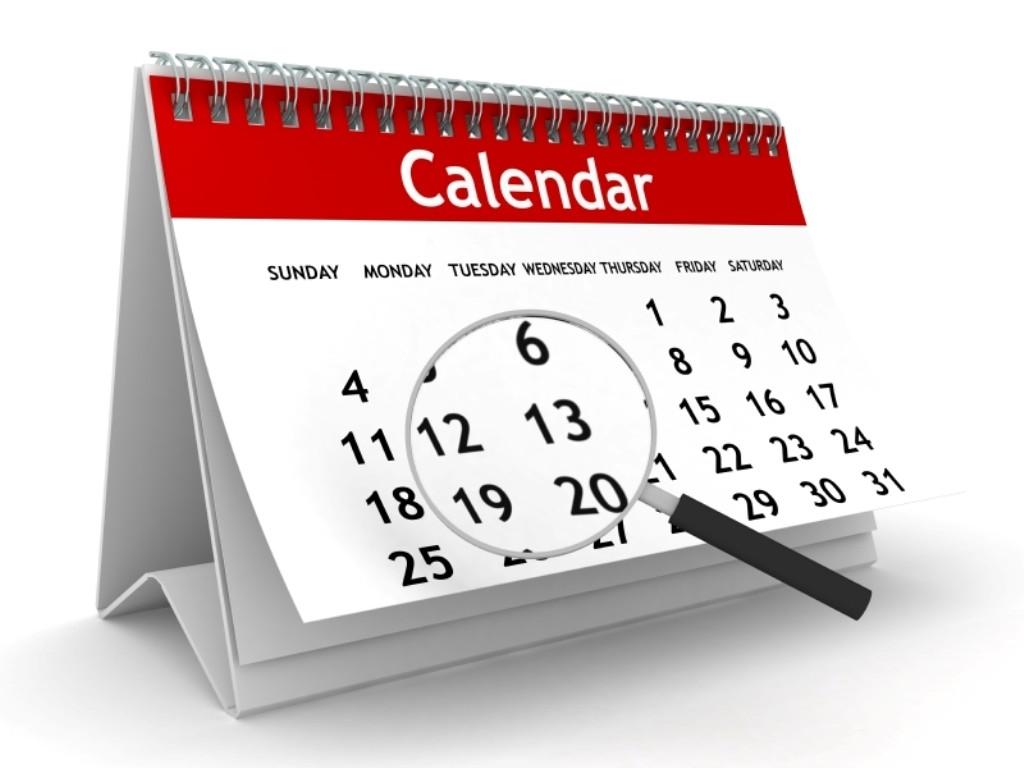 Календарь игр