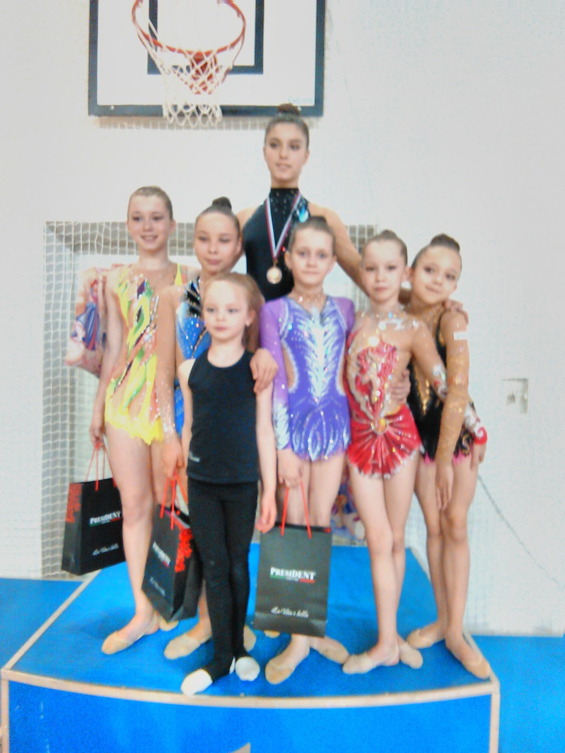 Первенство по художественной гимнастике  «Вдохновение»