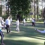 Спортивно-оздоровительный лагерь на отделении фехтования «Кратово»