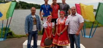 Всероссийские юношеские соревнования по гребле на байдарках и каноэ памяти МСМК Петра Алексеевича Птицына