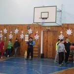Новогодняя эстафета и рождественский турнир отделения гребли на байдарках и каноэ.