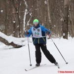 Первенство г. Бронницы по лыжным гонкам
