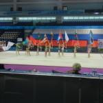 Турнир по художественной гимнастике