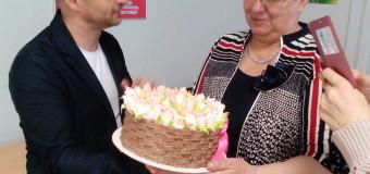 В  коллективе СДЮСШОР г.Бронницы – Праздник!