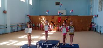 Первенство города Бронницы по художественной гимнастике
