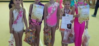 Турнир по художественной гимнастике «Осеннее очарование»