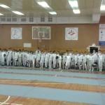 Открытый всероссийский турнир по фехтованию
