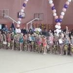 Отчёт о соревнованиях по художественной гимнастике «КУБОК ВЕСНЫ»  посвященный пятилетнему юбилею присоединение  Крыма к России