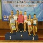 Отчет о поездке на соревнования в г. Москву