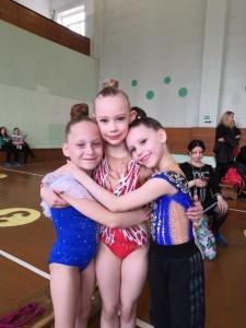 Отчёт о поездке на соревнования «Радуга Надежд»  г.Коломна