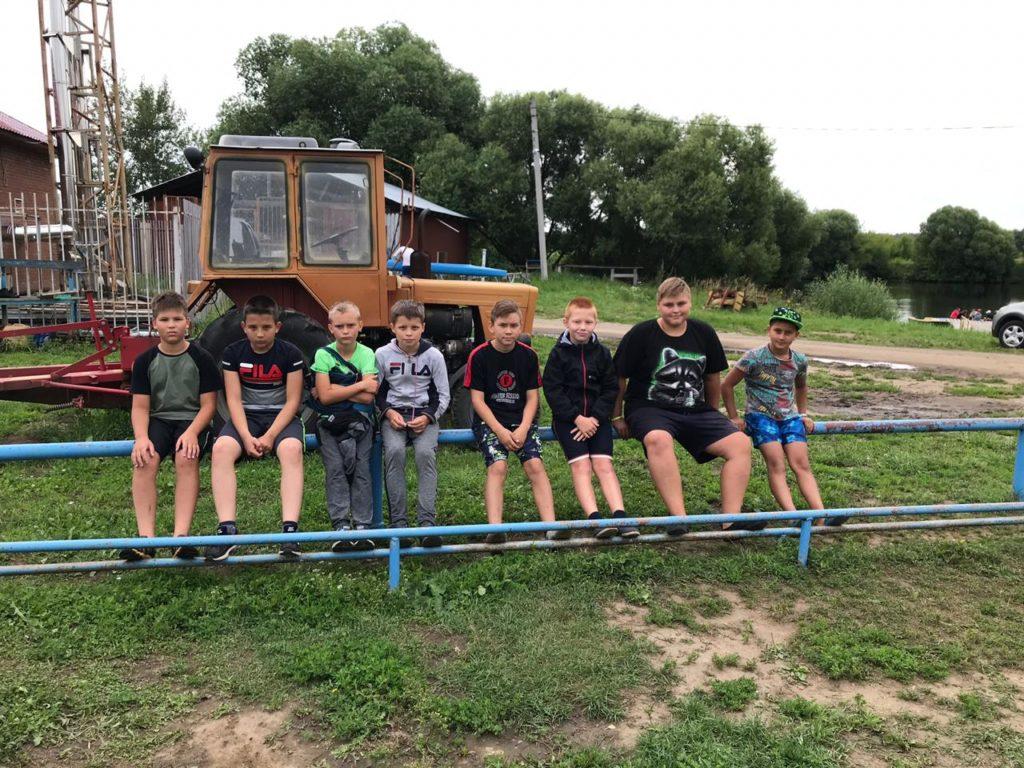 Отчет летнего спортивного лагеря краткосрочного пребывания спортсменов отделения гребли на байдарках и каноэ