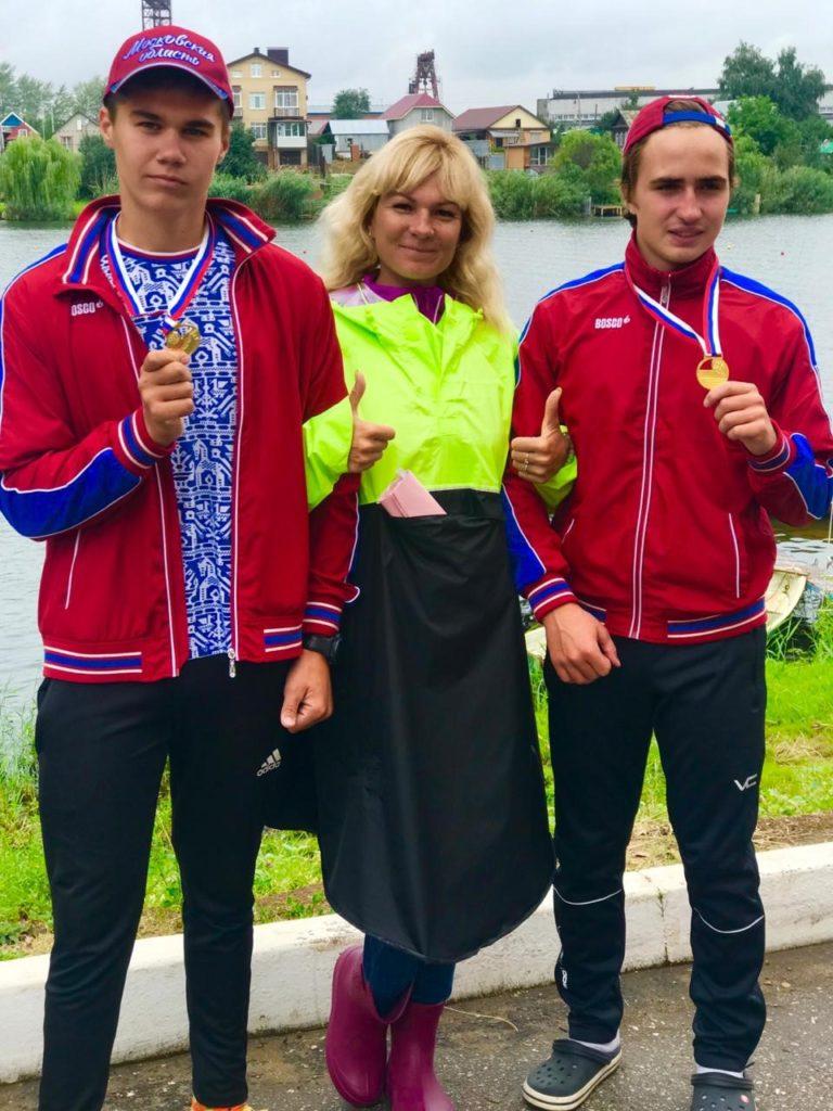 Первенство России (до 17 лет) и Всероссийские соревнования (до 15 лет)
