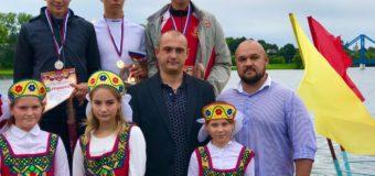 Всероссийские соревнования по гребле на байдарках и каноэ на приз                                              МСМК Петра Птицына.