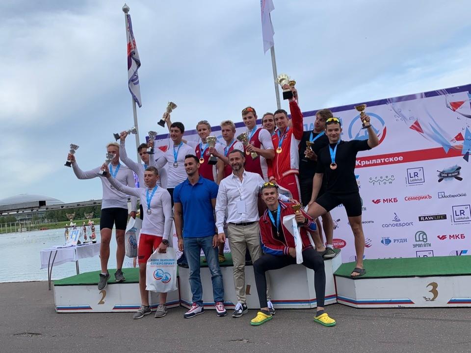 Кубок братьев Агеевых и олимпийских чемпионов Юрия Постригая и Александра Дьяченко 2019