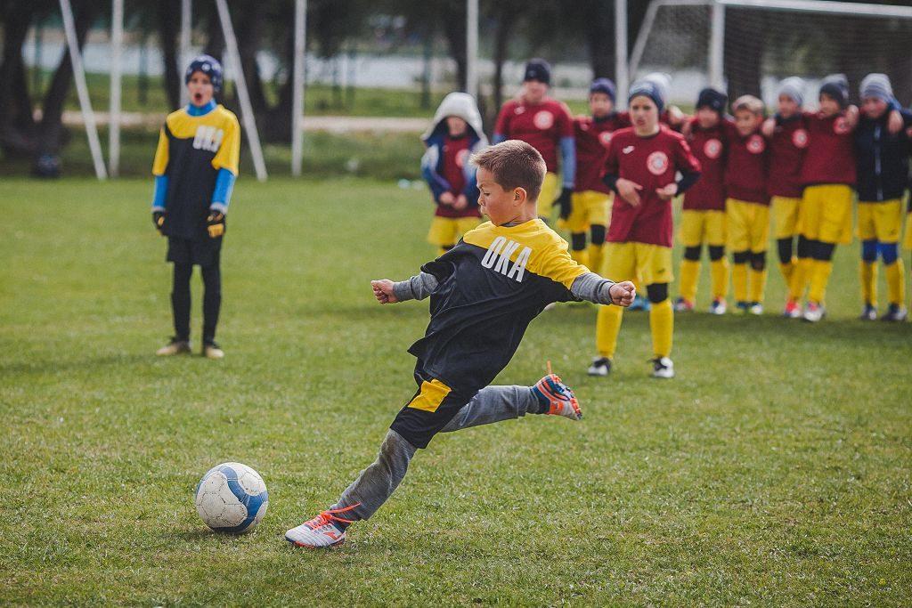 Завершен Осенний турнир, который проходил на базе футбольного центра в г. Бронницы среди команд 2010 г.р.