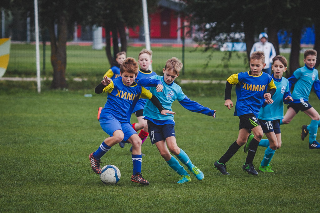 Завершен Осенний турнир, который проходил на базе футбольного центра в г. Бронницы среди команд 2009 г.р.