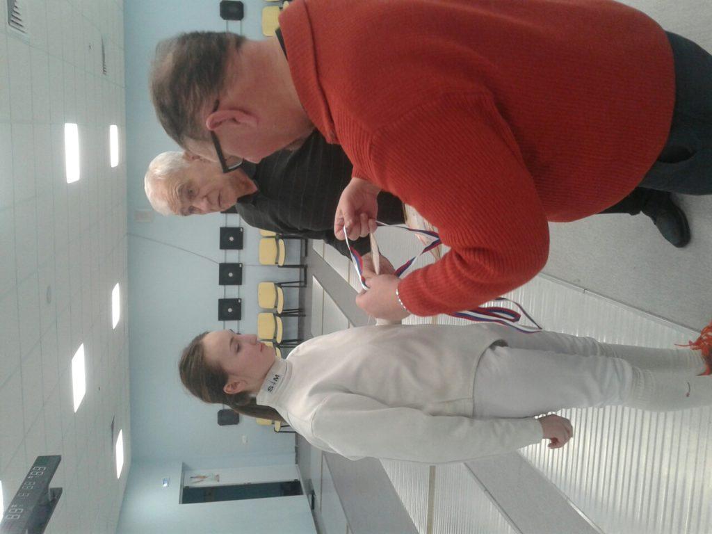 23и24 ноября состоялись соревнования Кубок СШОР им. А. Сыроежкина по фехтованию на шпагах.