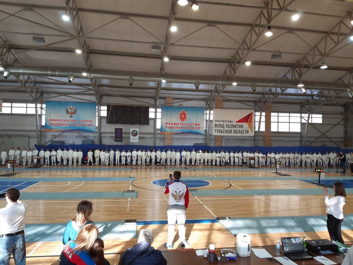 XVIII традиционный открытый турнир, посвященный Дню Защитника Отечества