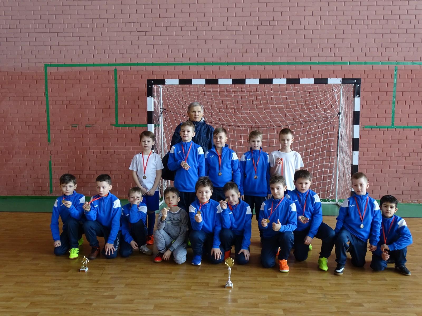 Детский турнир по мини футболу 2011 г.р. 16.02.2020