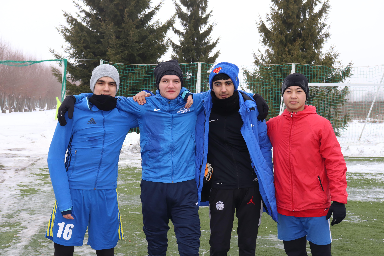 Крупная домашняя победа СШОР «Бронницы»
