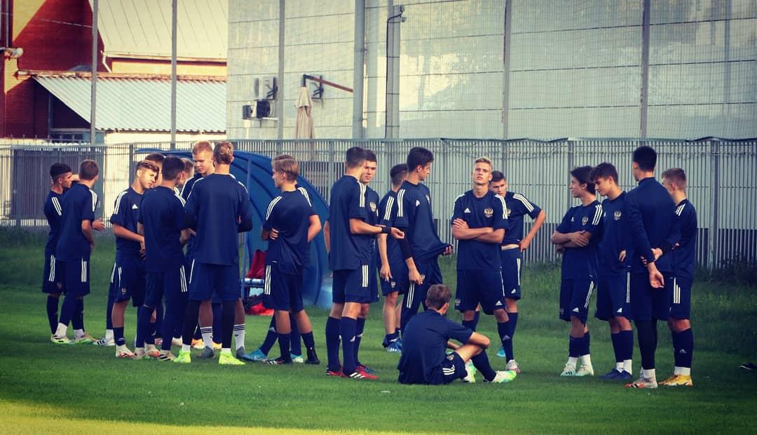 Учебно-тренировочный сбор юношеской сборной России