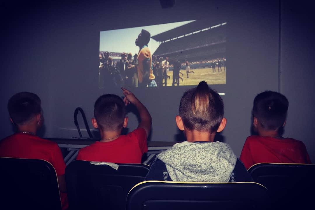Мотивация юных футболистов