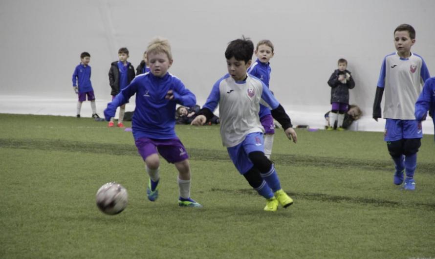 Второй тур первенства Раменского г.о. по футболу среди команд 2012-2013 г.р.