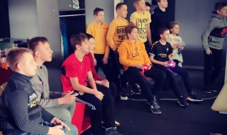 Киберспортивный турнир по FIFA2021