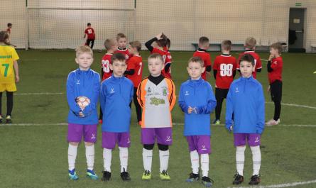 Пятый тур первенства Раменского г.о. по футболу среди команд 2013 г.р.