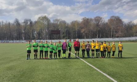 Первенство Московской области среди юношеских команд 2008 г.р. и 2009 г.р. Первая группа зона А. 1 тур