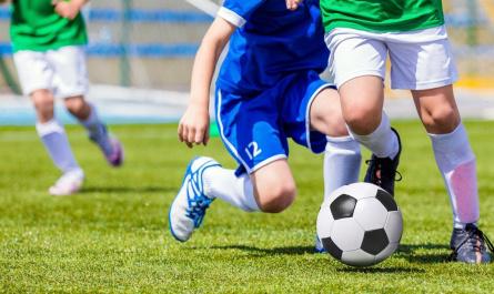 Первенство Московской области среди юношеский команд 2004 г.р. и 2006 г.р. Первая группа зона А. 1 тур