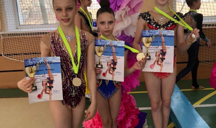 Традиционный турнир по художественной гимнастике» Кубок Весны»