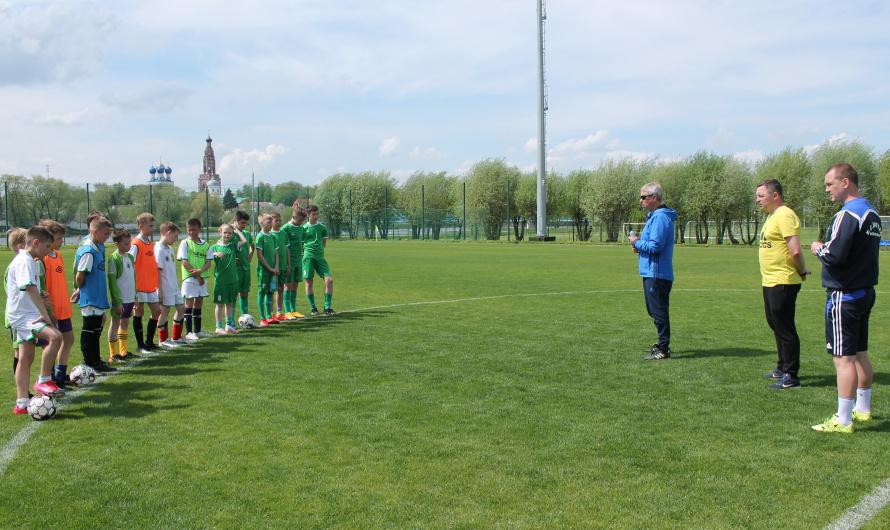 Фестиваль футбола «Детский футбольный центр» 2021г.