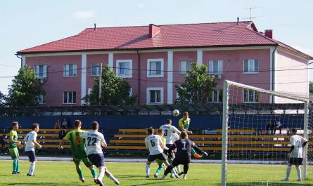 Чемпионат Московской области Лига Б 5 тур