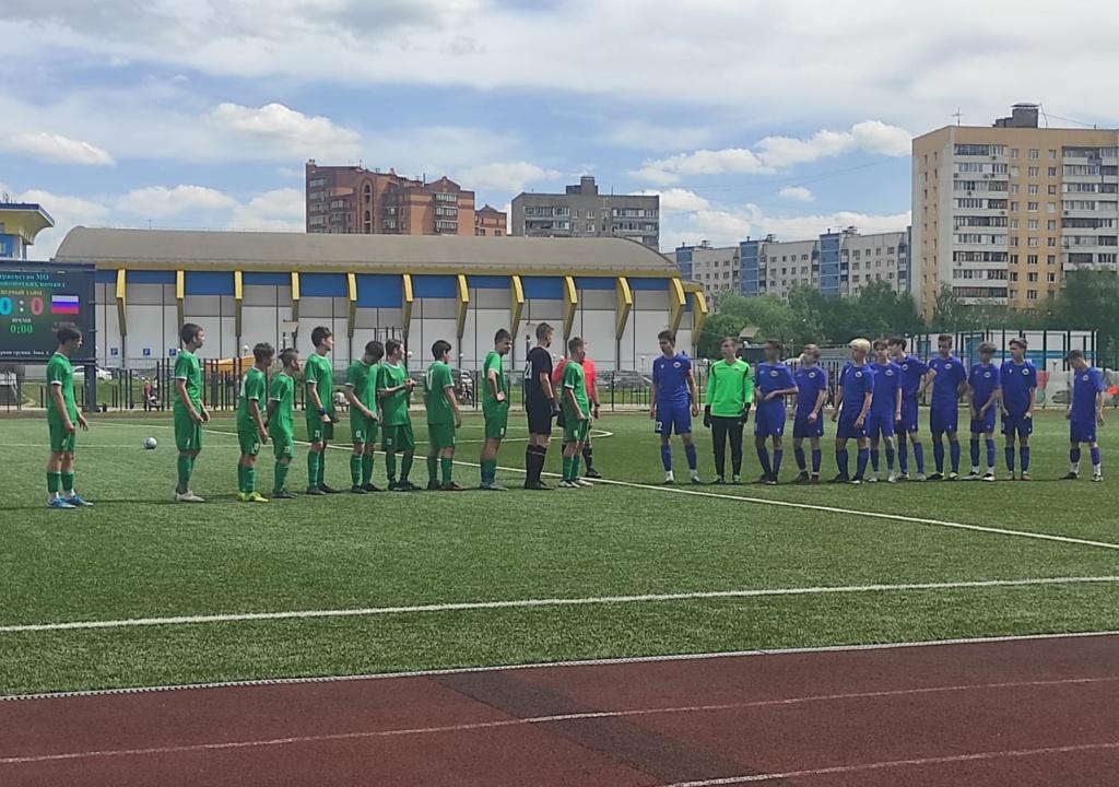 Первенство Московской области среди юношеских команд 2004 г.р. и 2006 г.р. 5 тур