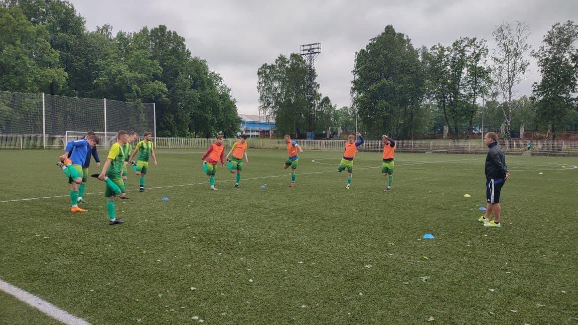 Чемпионат Московской области Лига Б 6 тур