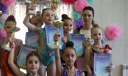 Открытое первенство по художественной гимнастике Малаховка 2021