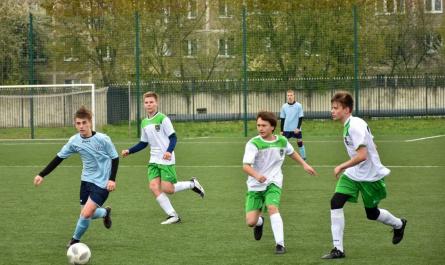 Первенство Московской области среди юношеских команд 2004 г.р. и 2006 г.р. Первая группа зона А  3 тур