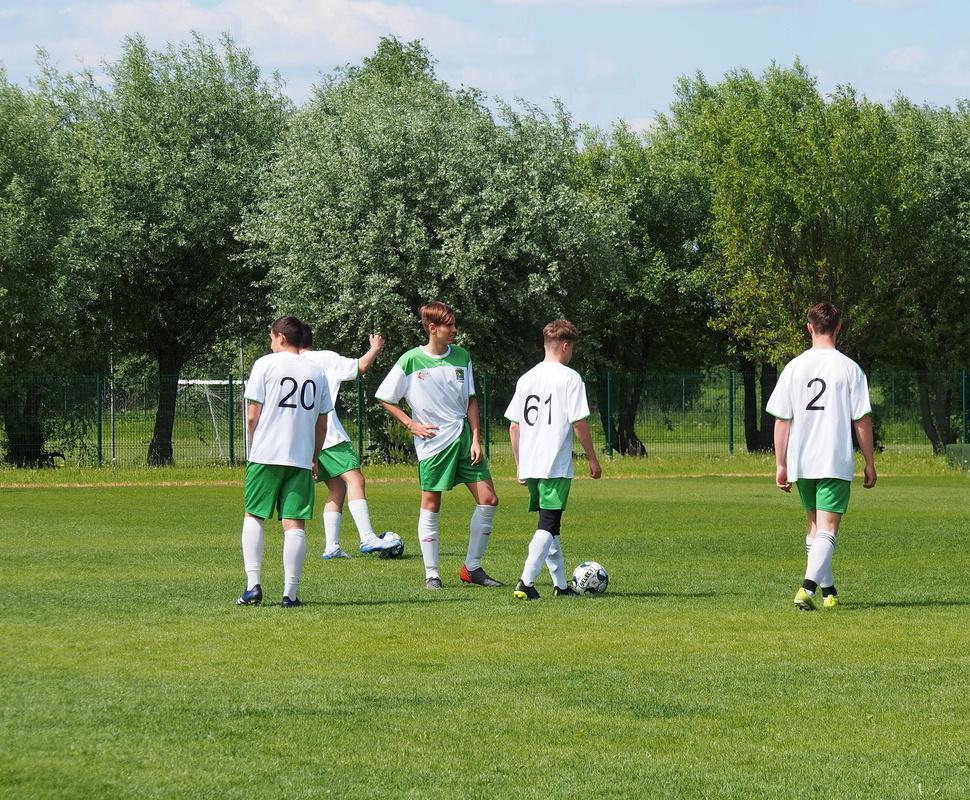 Первенство Московской области среди юношеских команд 2005 г.р. и 2007 г.р. 7 тур
