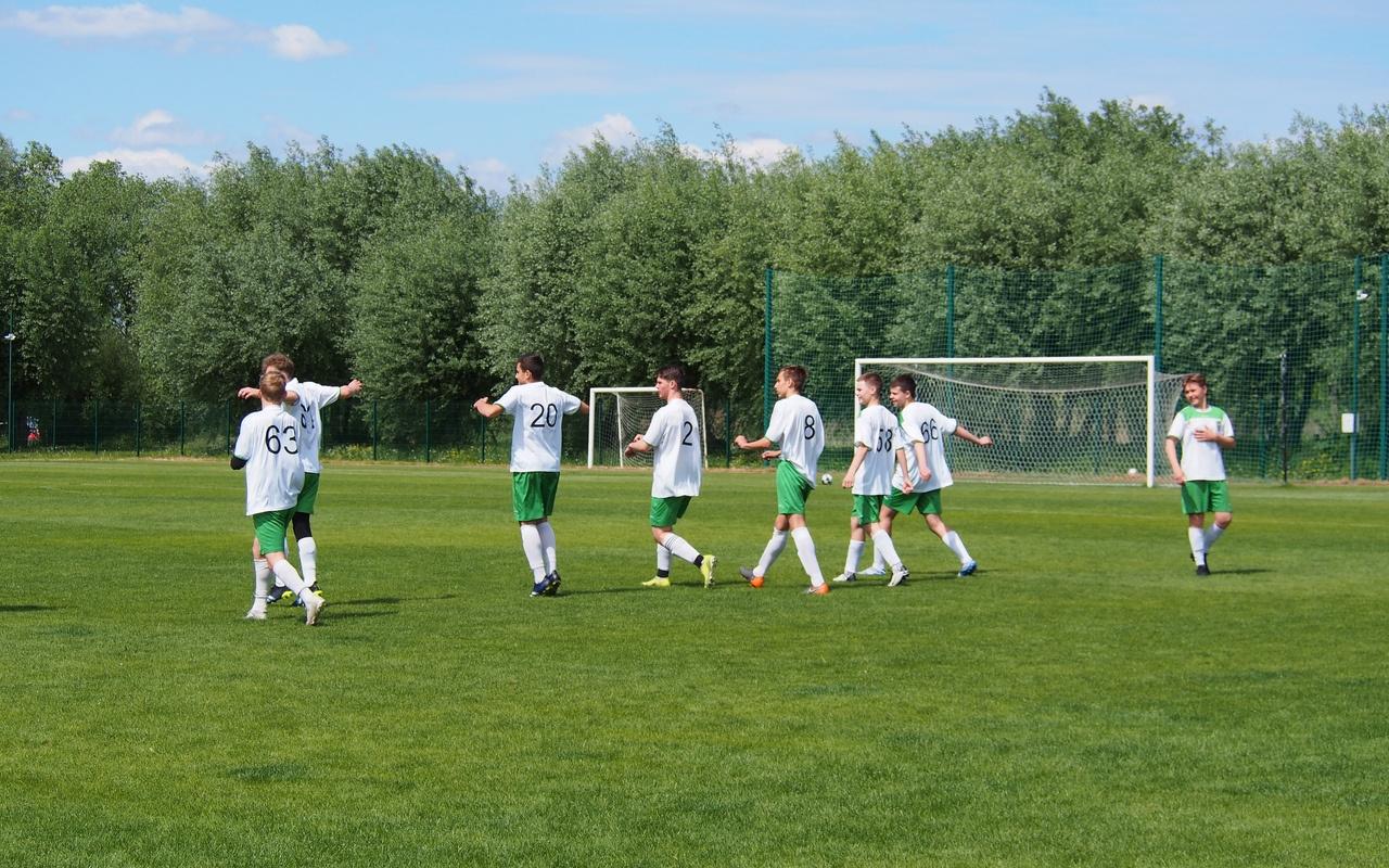 Первенство Московской области среди юношеских команд 2005 г.р. и 2007 г.р. 8 тур